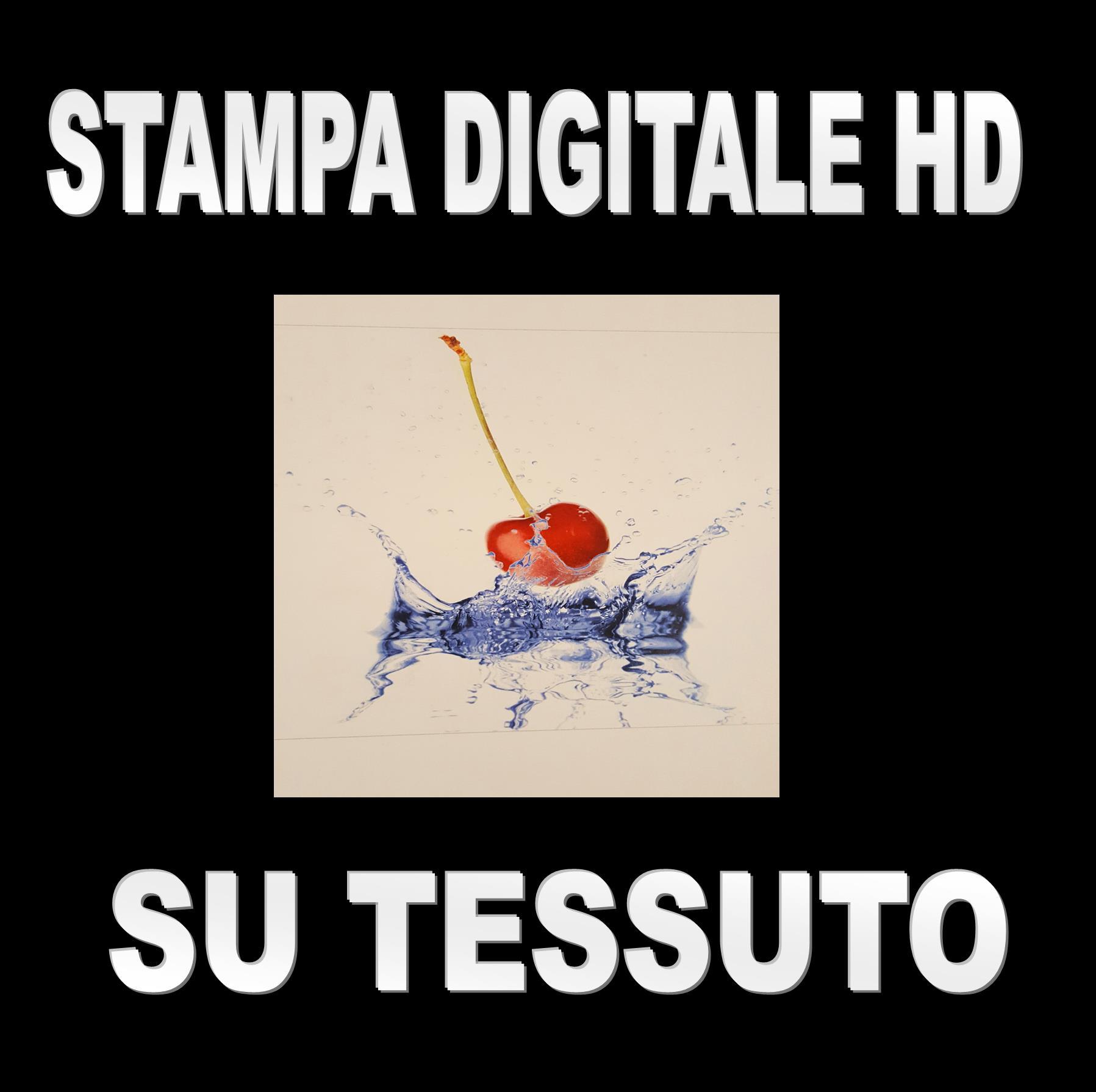 STAMPA DIGITALE ALTA DEFINIZIONE