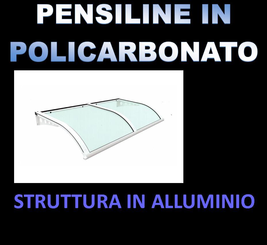 PENSILINE IN POLICARBONATO